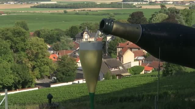 Champagne Losing Its Fizz As Global Pandemic Clobbers Sales