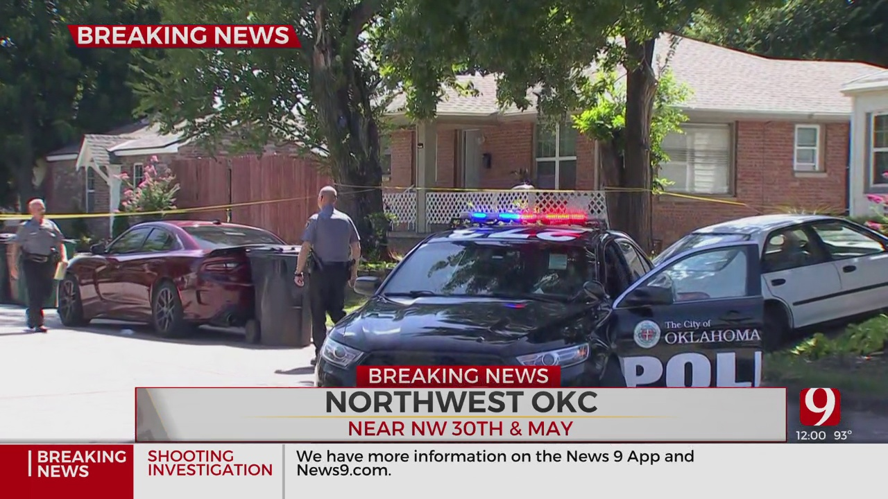 1 Killed In Shooting In NW OKC, Police Say