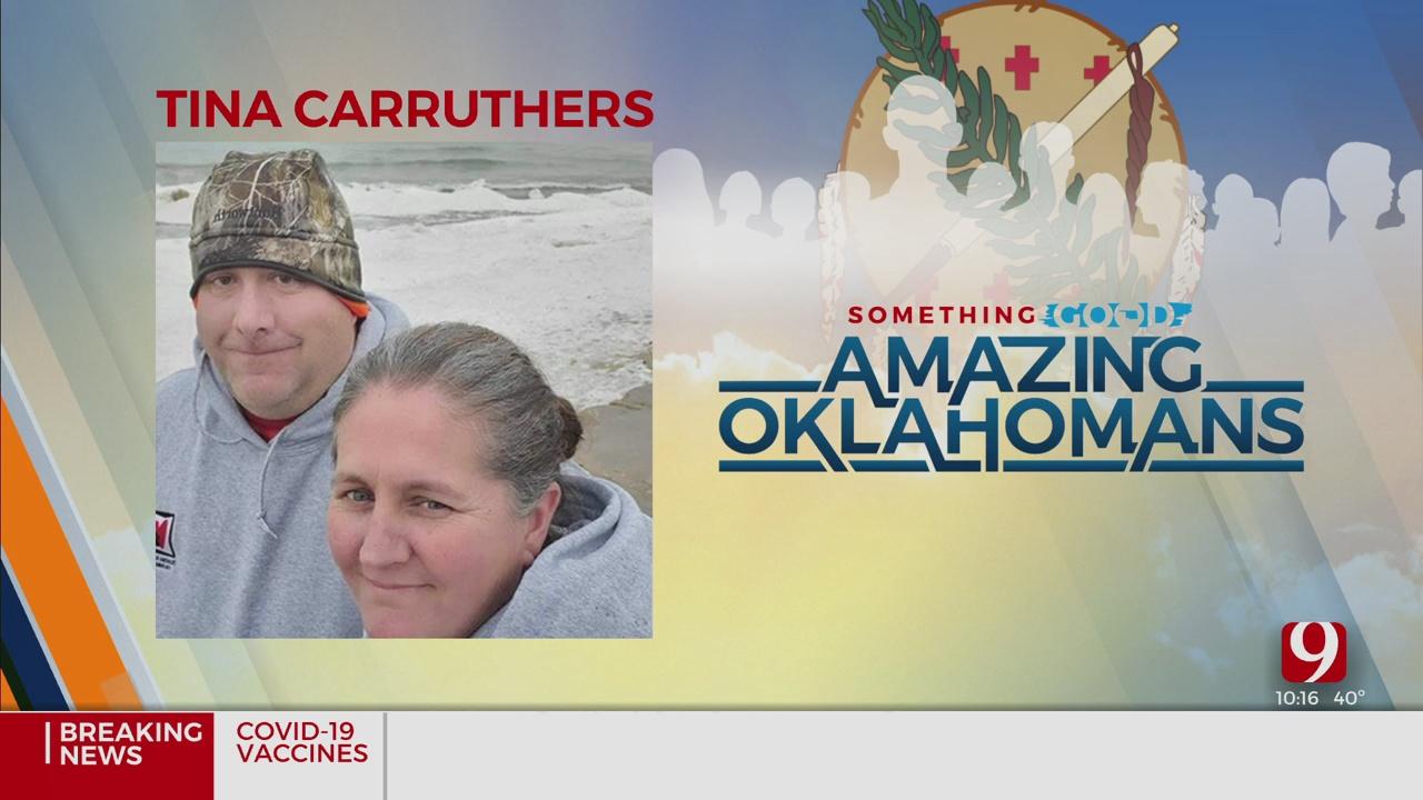 Amazing Oklahoman: Tina Carruthers