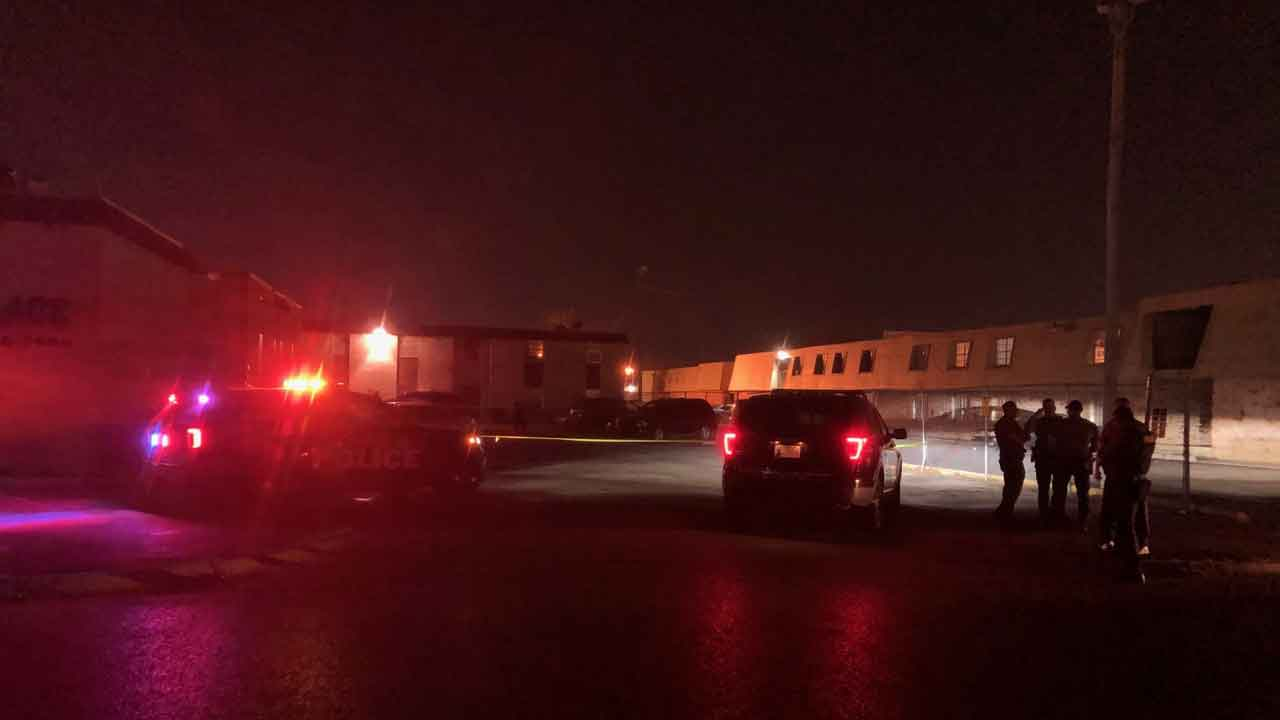 Authorities Investigate Shooting At NW OKC Apartment Complex
