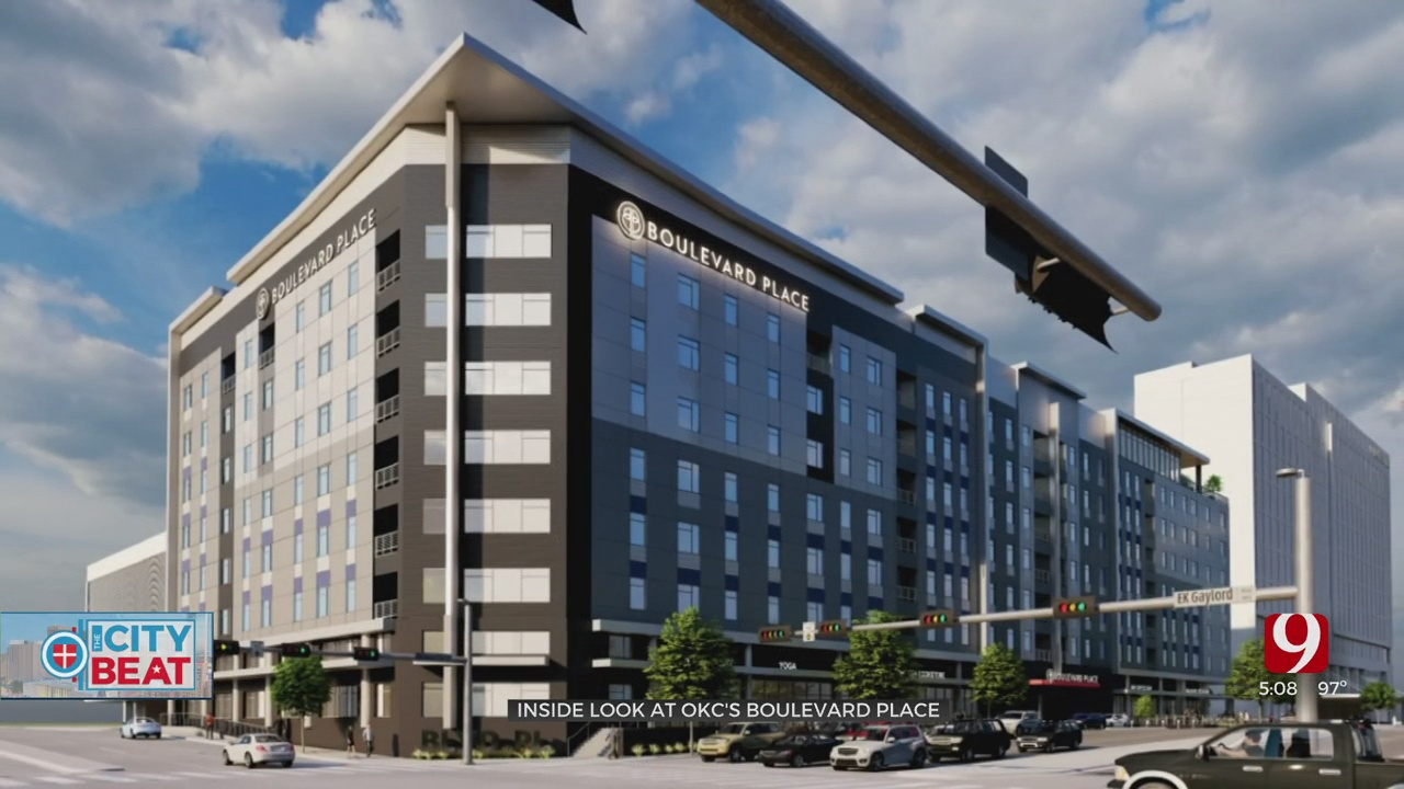 Luxury Apartment Complex To Be Built In Downtown OKC