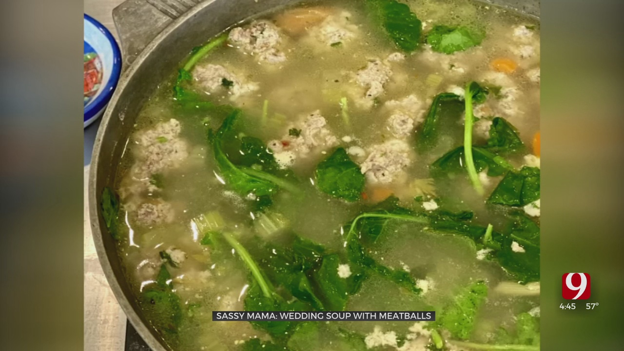 Italian Wedding Soup Lite Part 2