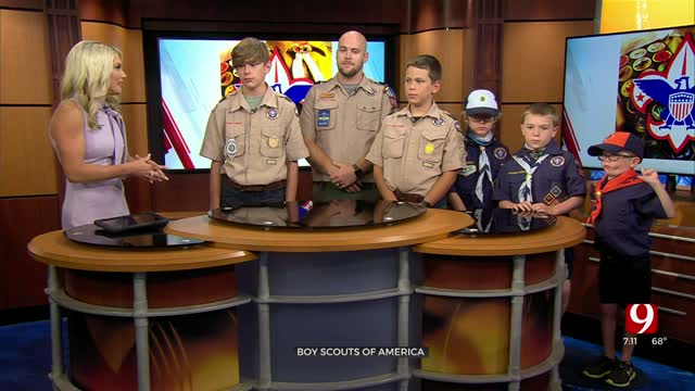 Boy Scouts Of American Adjust To Scouting At Home