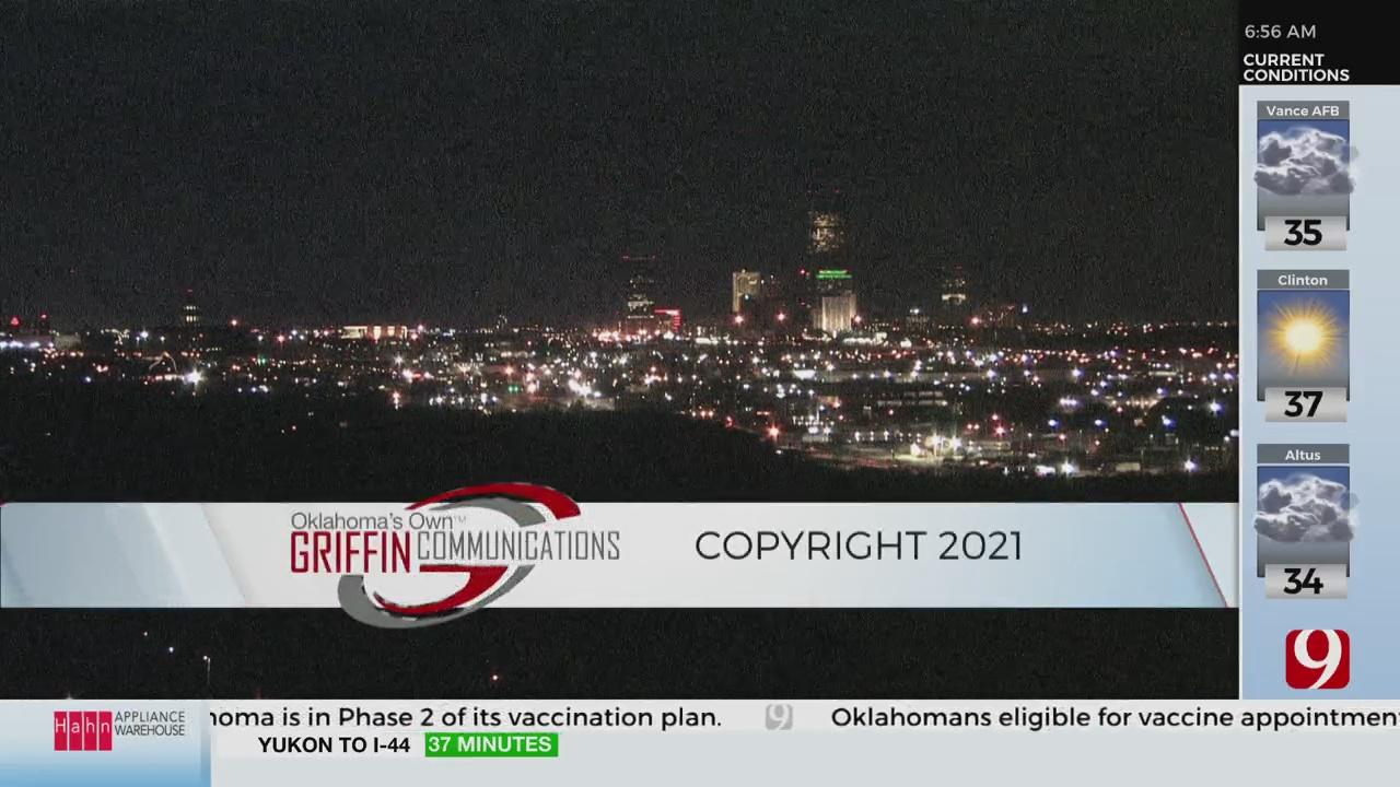 News 9 6 a.m. Newscast 9 (Jan. 19)