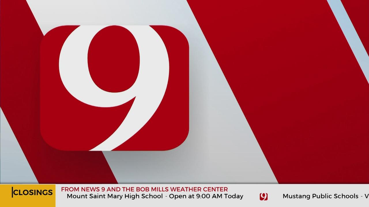 News 9 9 a.m. Newscast (Feb. 12)
