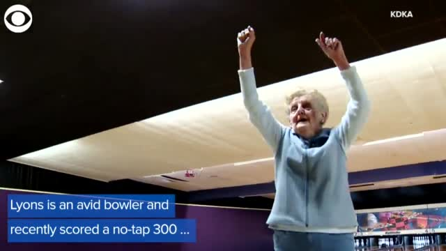 WATCH: 96-Year-Old Bowler Proves Age Is Just A Number