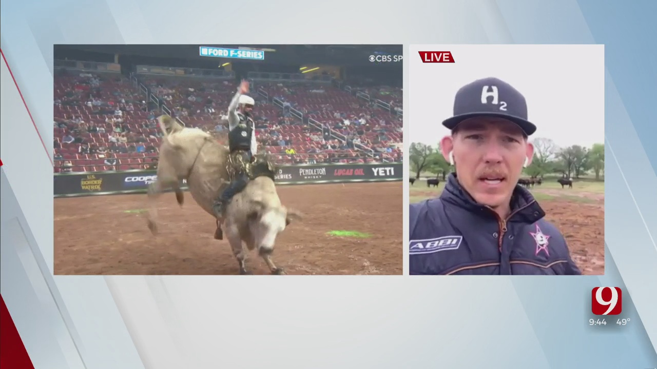 WATCH: Preview Of PBR At The 'Peake