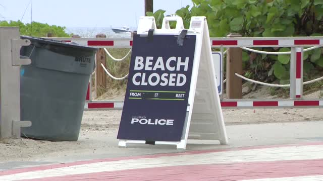 Fourth Of July Weekend Won't Be A Day At The Beach