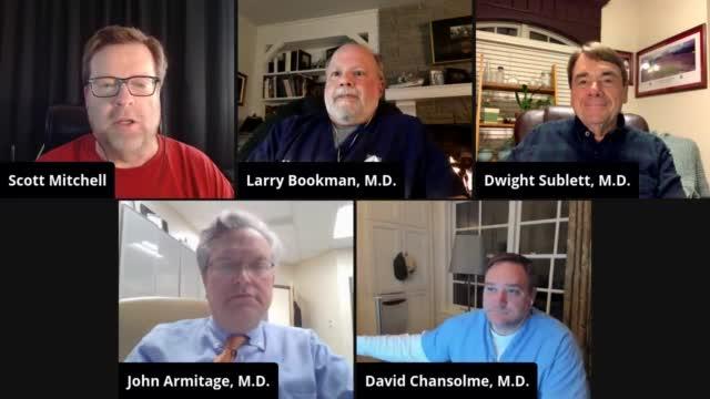 Mitchell Talks: Doctors Panel On COVID-19 Latest (Feb. 8, 2021)