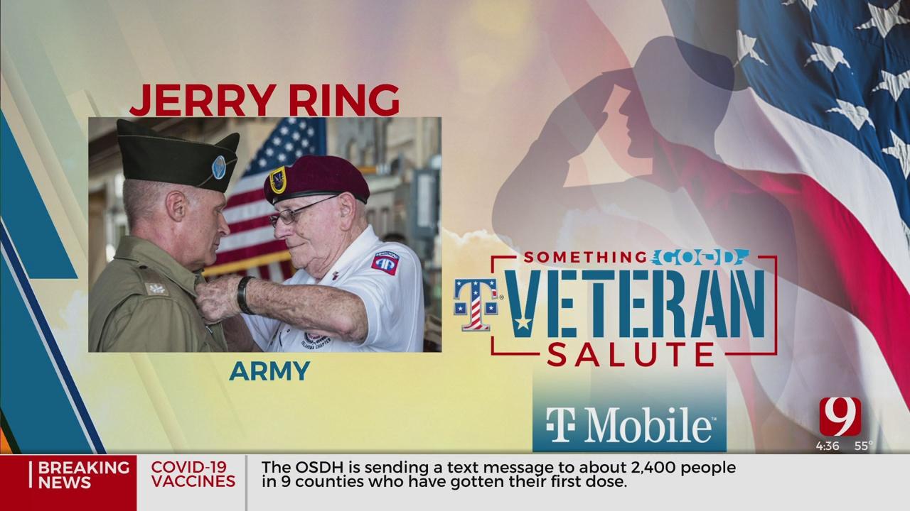 Veteran Salute: Jerry Ring