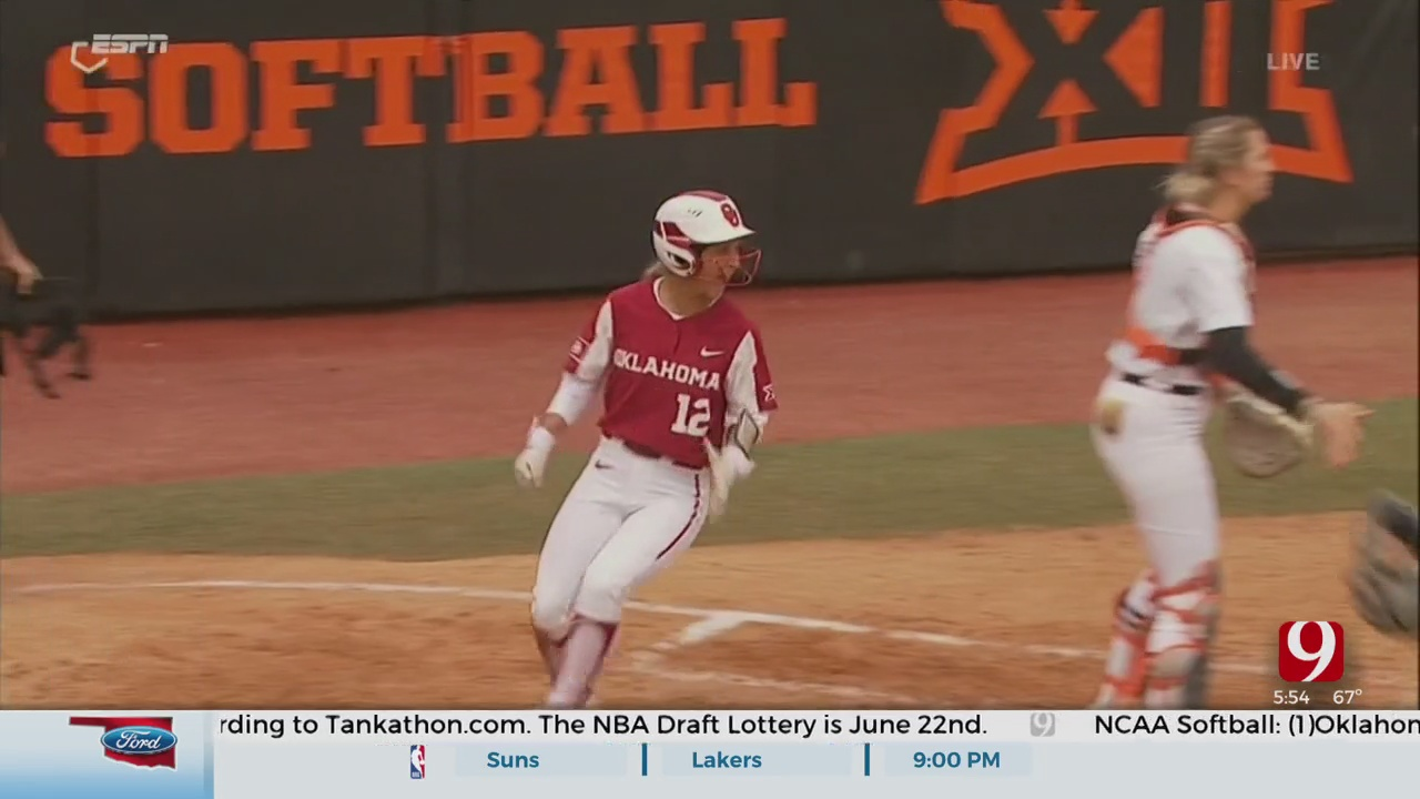 OU Softball Locks Up Another Conference Title