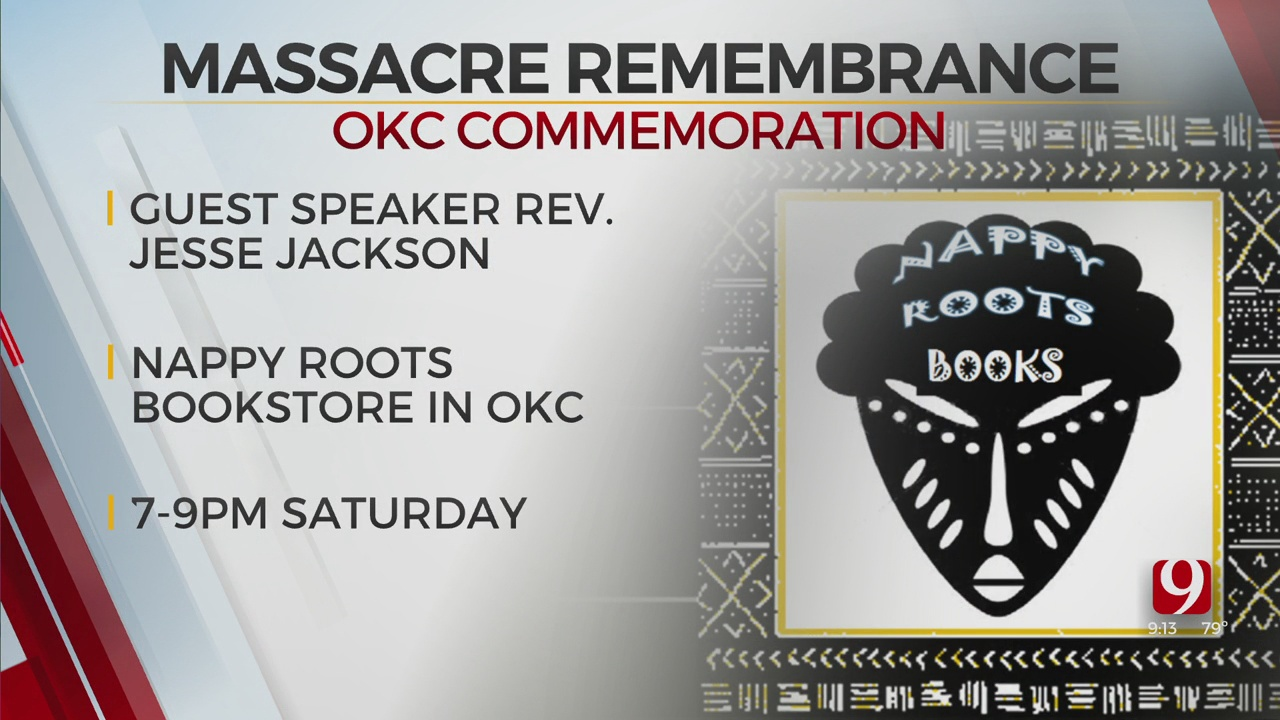 Rev. Jesse Jackson To Attend Tulsa Race Massacre Centennial Event In OKC