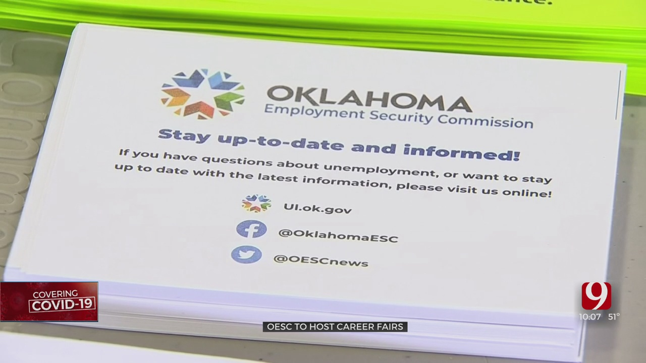 How The OESC Plans To Tackle Rising Unemployment Statewide