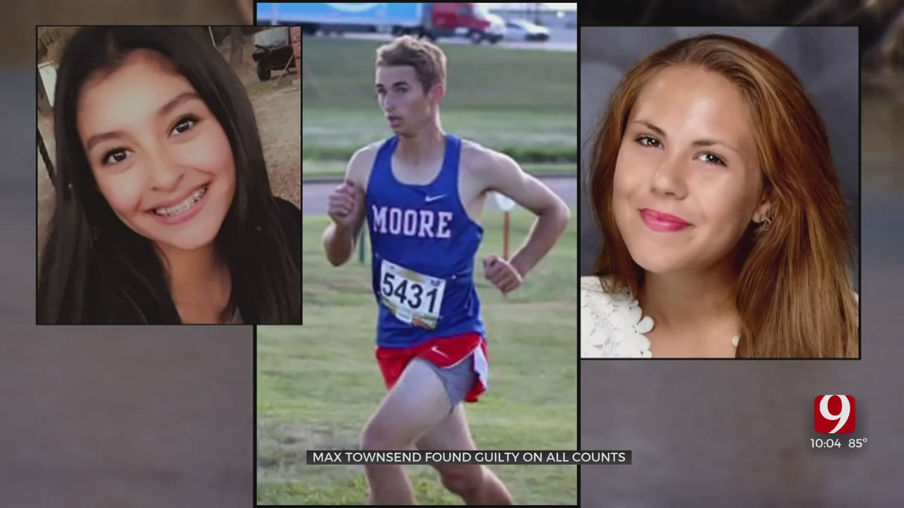 Families Of Moore HS Runners Killed By Max Townsend Say Jury Verdict Was Justice For Them