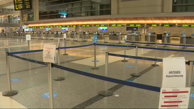 Flying Over Memorial Day Weekend? Expect Long Lines At Airports