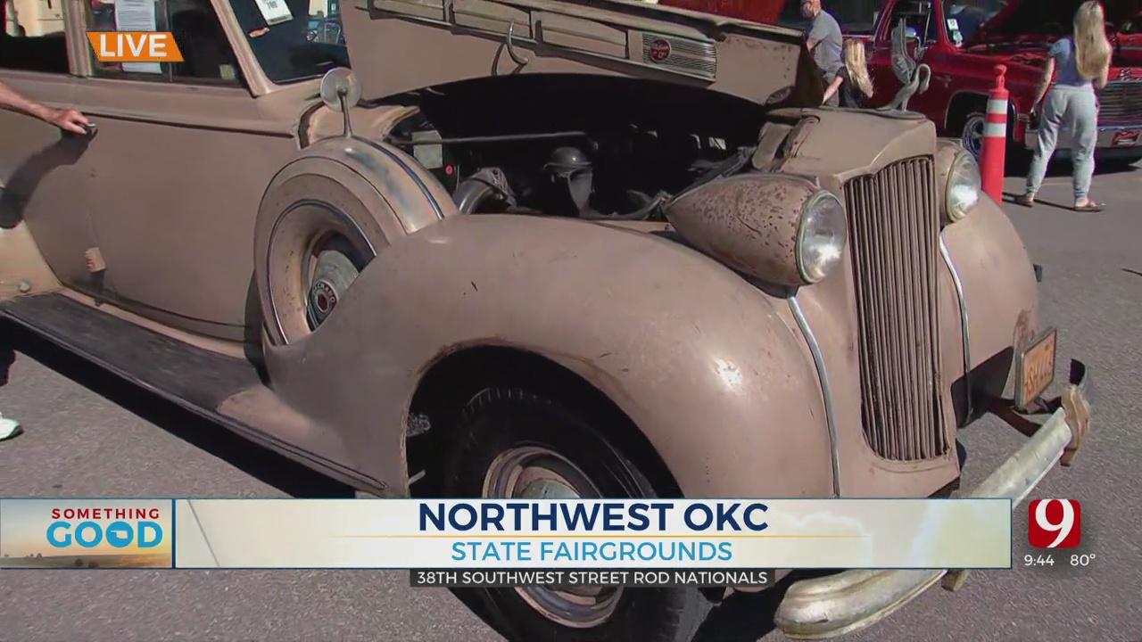 OKC Hosts Annual Southwest Street Rod Show