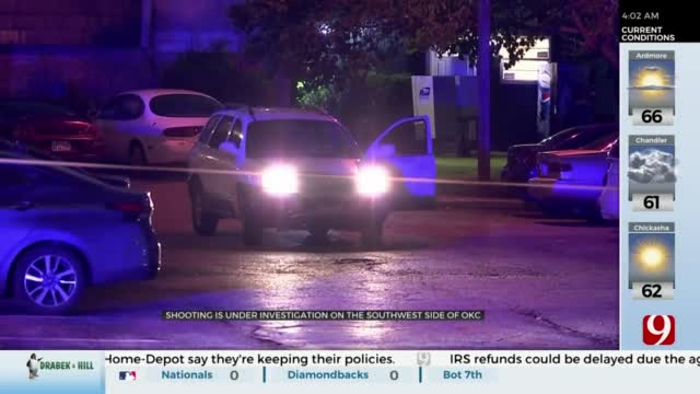 2 Injured In SW OKC Shooting, Police Say