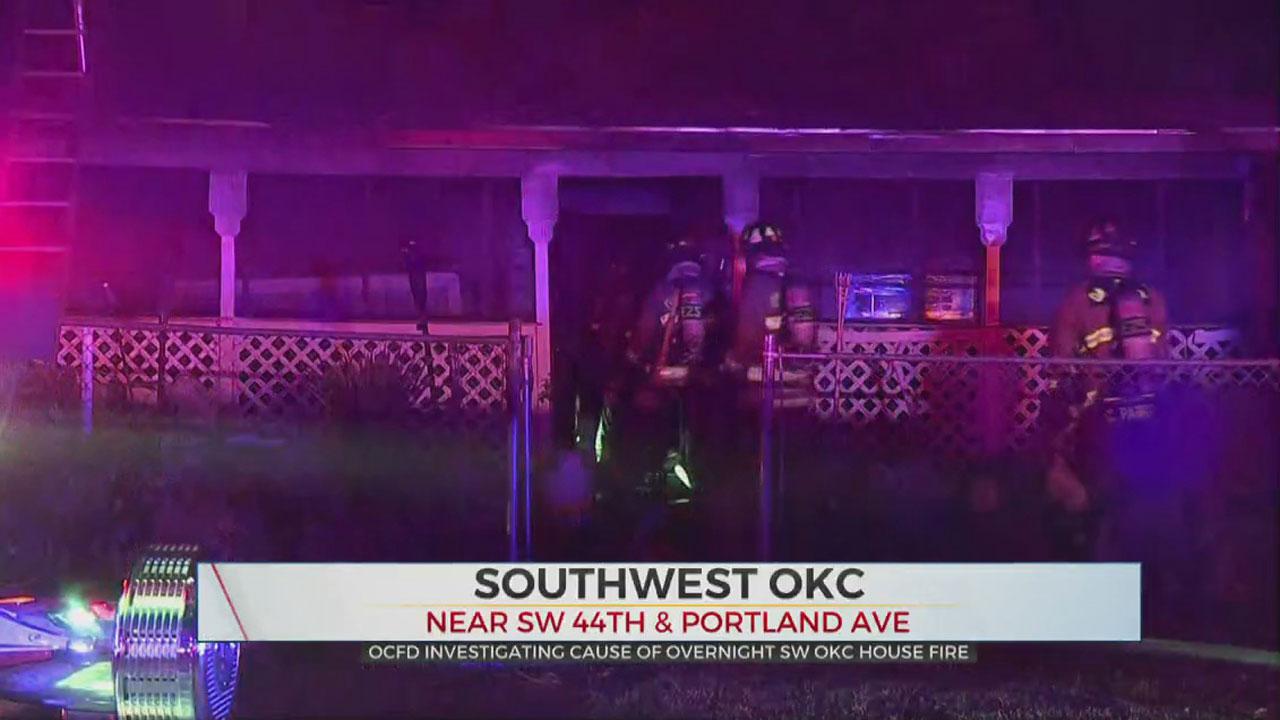 SW OKC House Fire