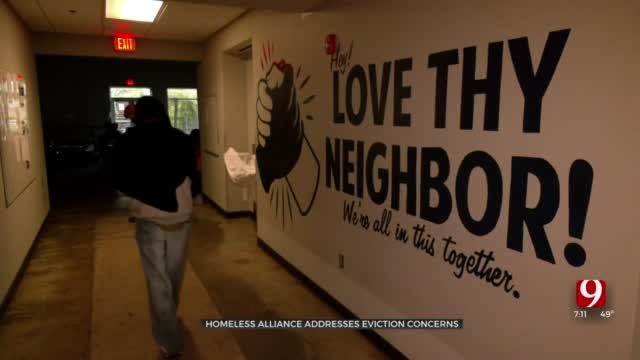OKC Homeless Alliance Expresses Concern Over Evictions