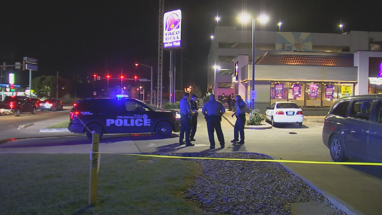 1 Person Injured In Shooting Involving Restaurant Security Guard