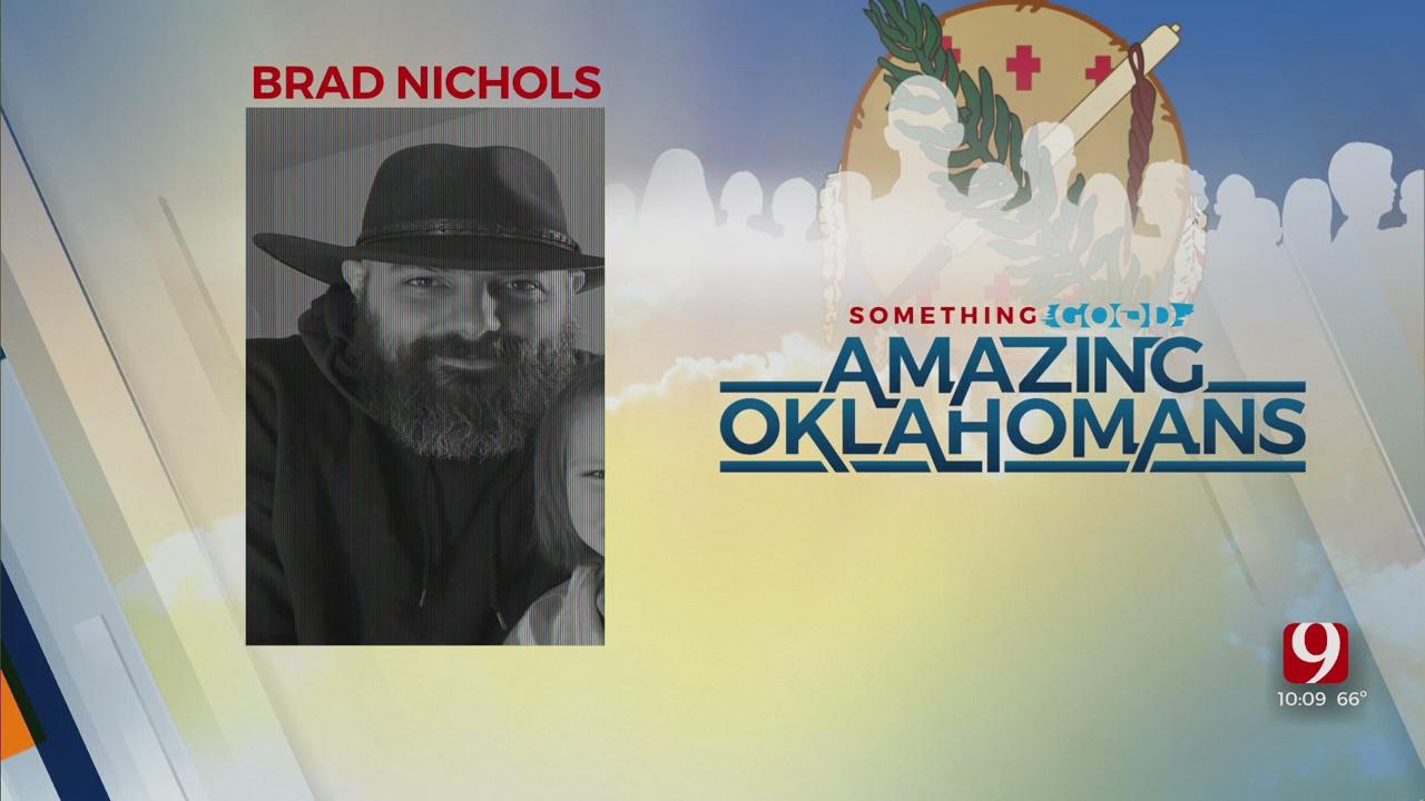 Amazing Oklahoman: Brad Nichols