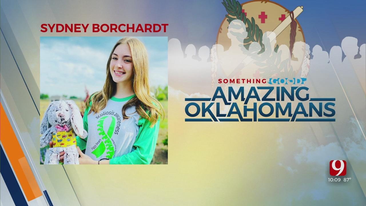 Amazing Oklahoman: Sydney Borchardt