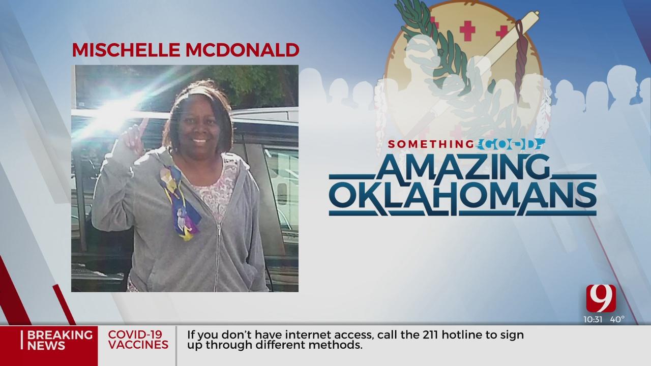 Amazing Oklahoman: Mischelle McDonald