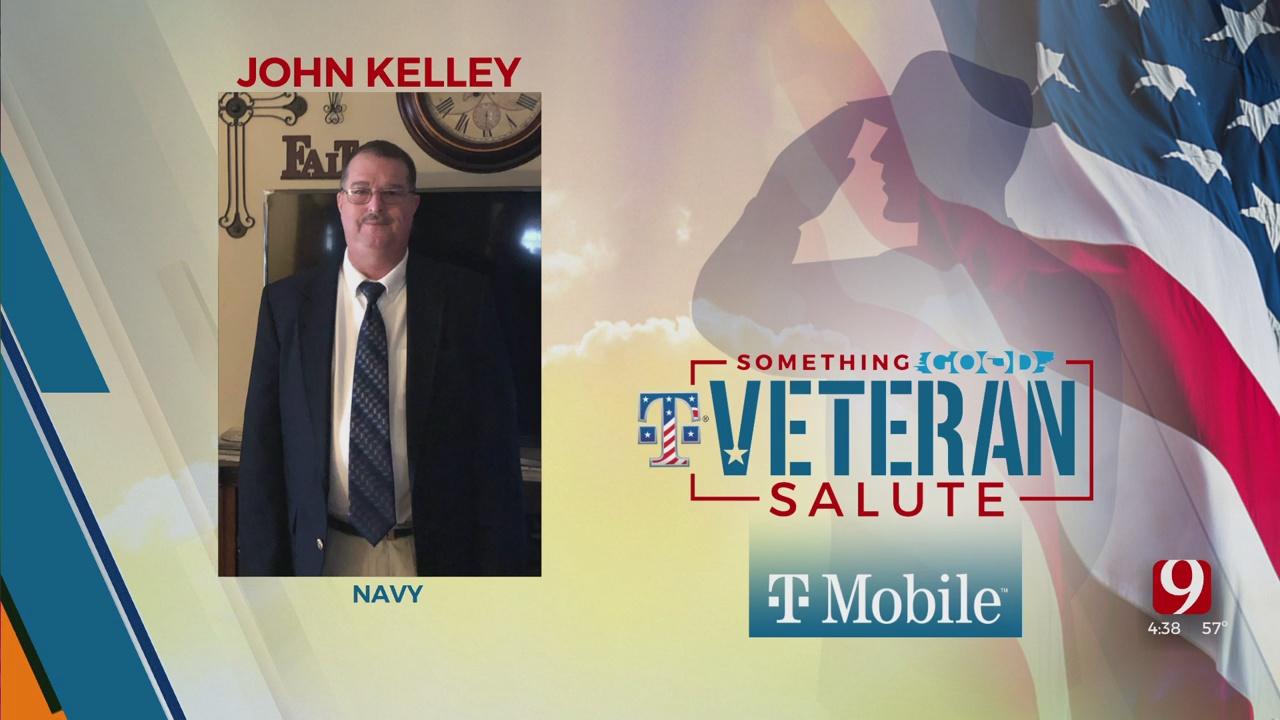 Veteran Salute: John Kelley