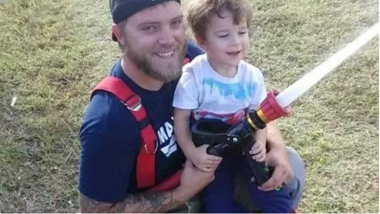 Account Set Up To Help Family Of Firefighter Killed In Waynoka House Fire