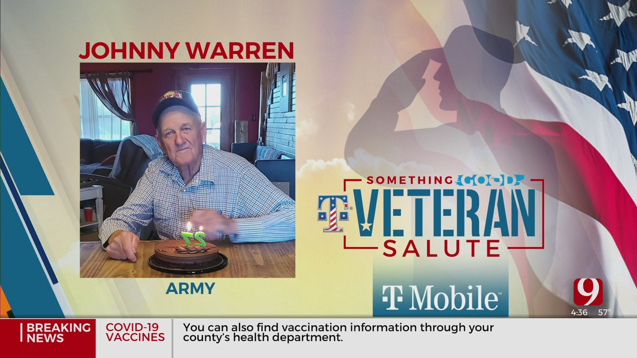 Veteran Salute: Johnny Warren