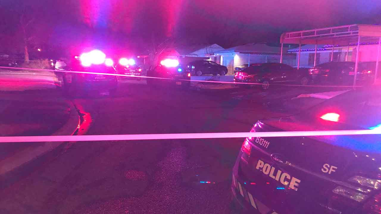 Police Investigate Homicide After Drive-By Shooting At Apartment Complex In SW OKC