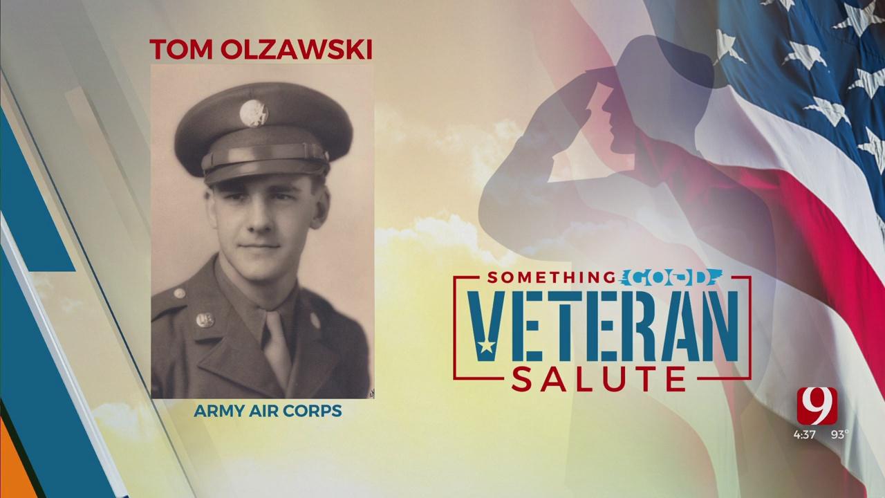 Veteran Salute: Tom Olzawski