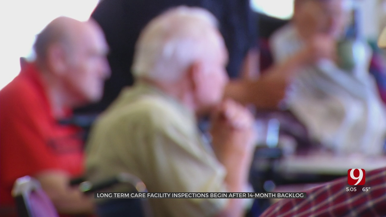 Long-Term Care Facility Inspections Resume After 14-Month Backlog