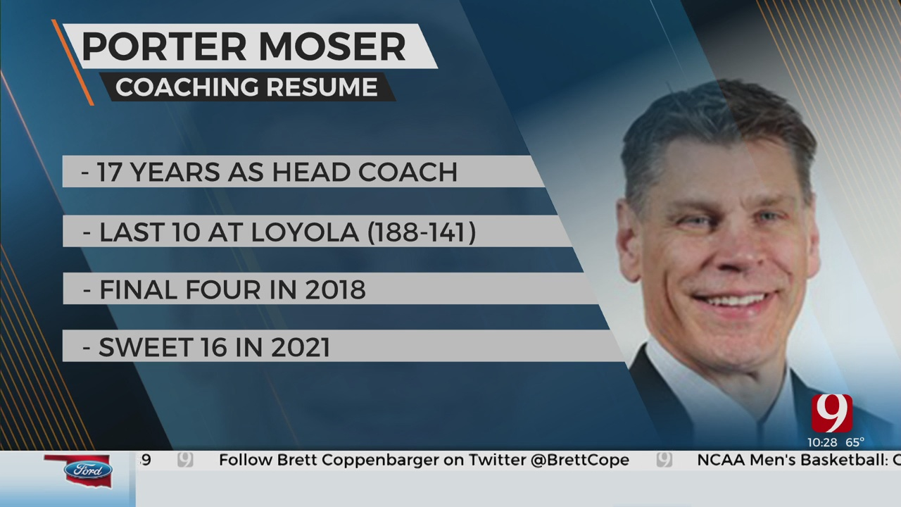 The Guys Discuss OU's Hiring Of Porter Moser As New Men's Basketball Coach