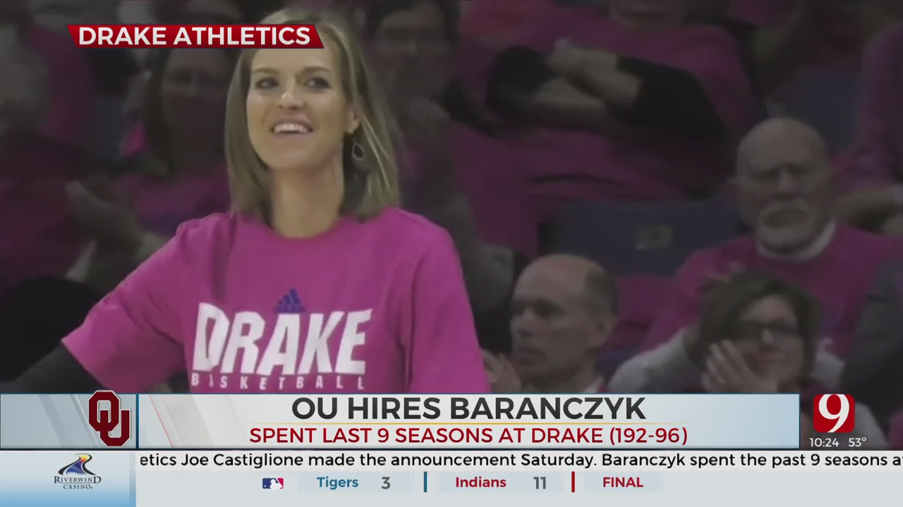 Jennie Baranczyk Named New Head Coach For OU Women's Basketball