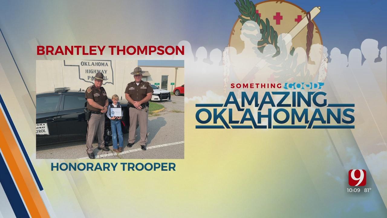 Amazing Oklahoman: Brantley Thompson