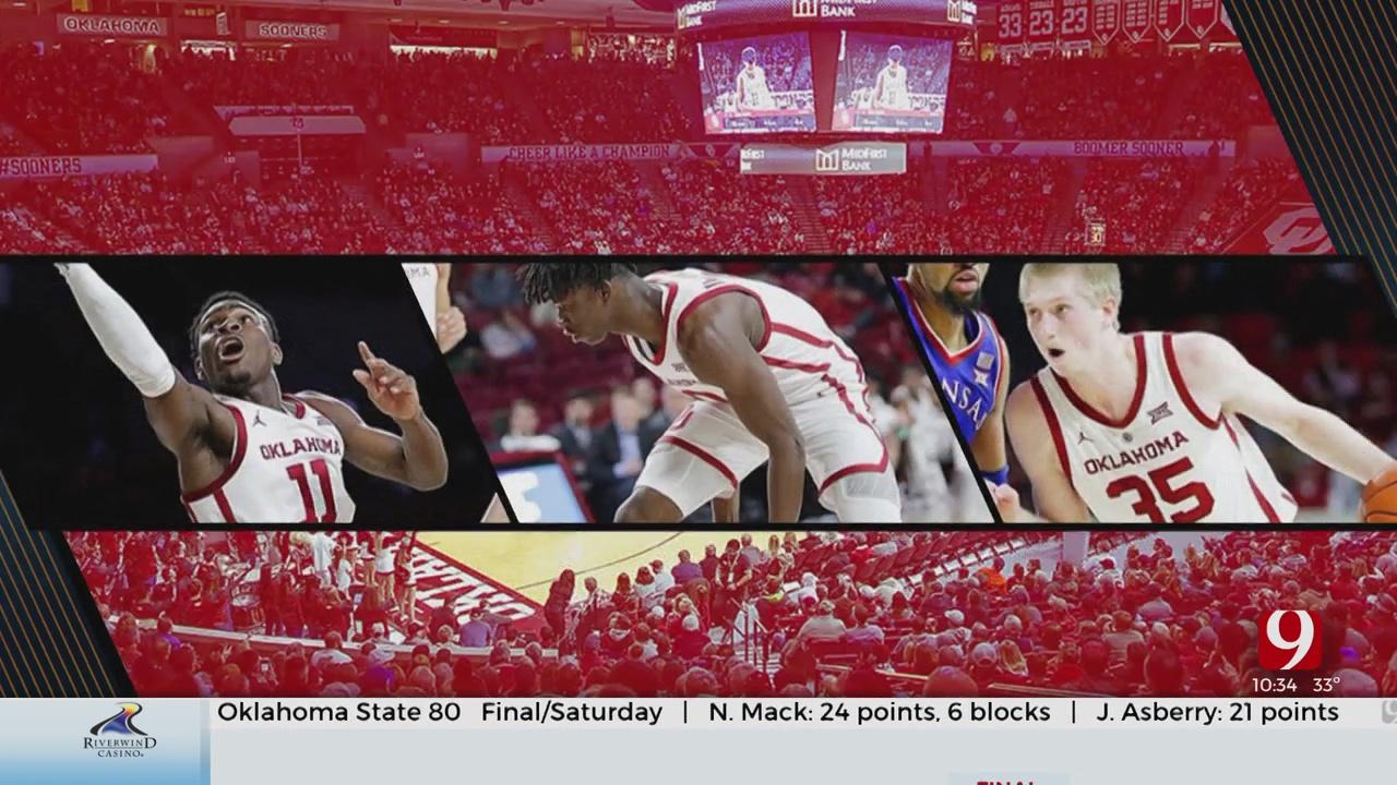 OU Basketball Breakdown: Sooners Win In Ames