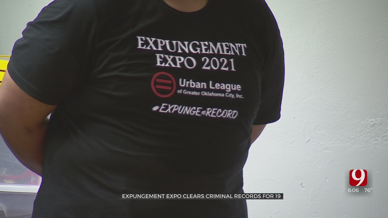 19 People Have Criminal Records Cleaned Following 'Expungement Expo'
