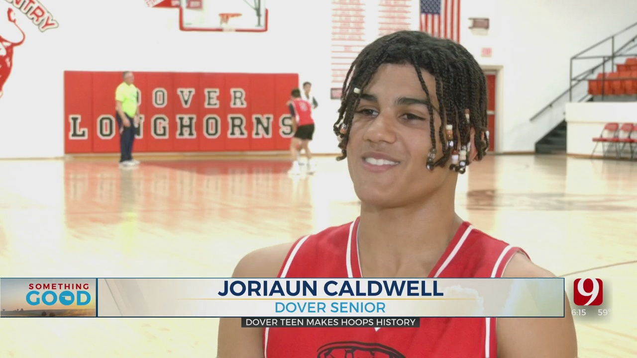 Caldwell Becomes Dover's Sole 1,000-Point Scorer In Recent History