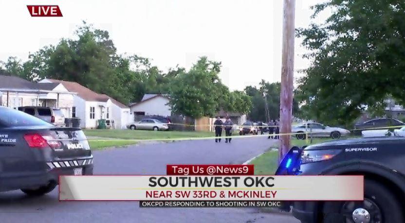OCPD: 2 Injured In Southwest OKC Shooting