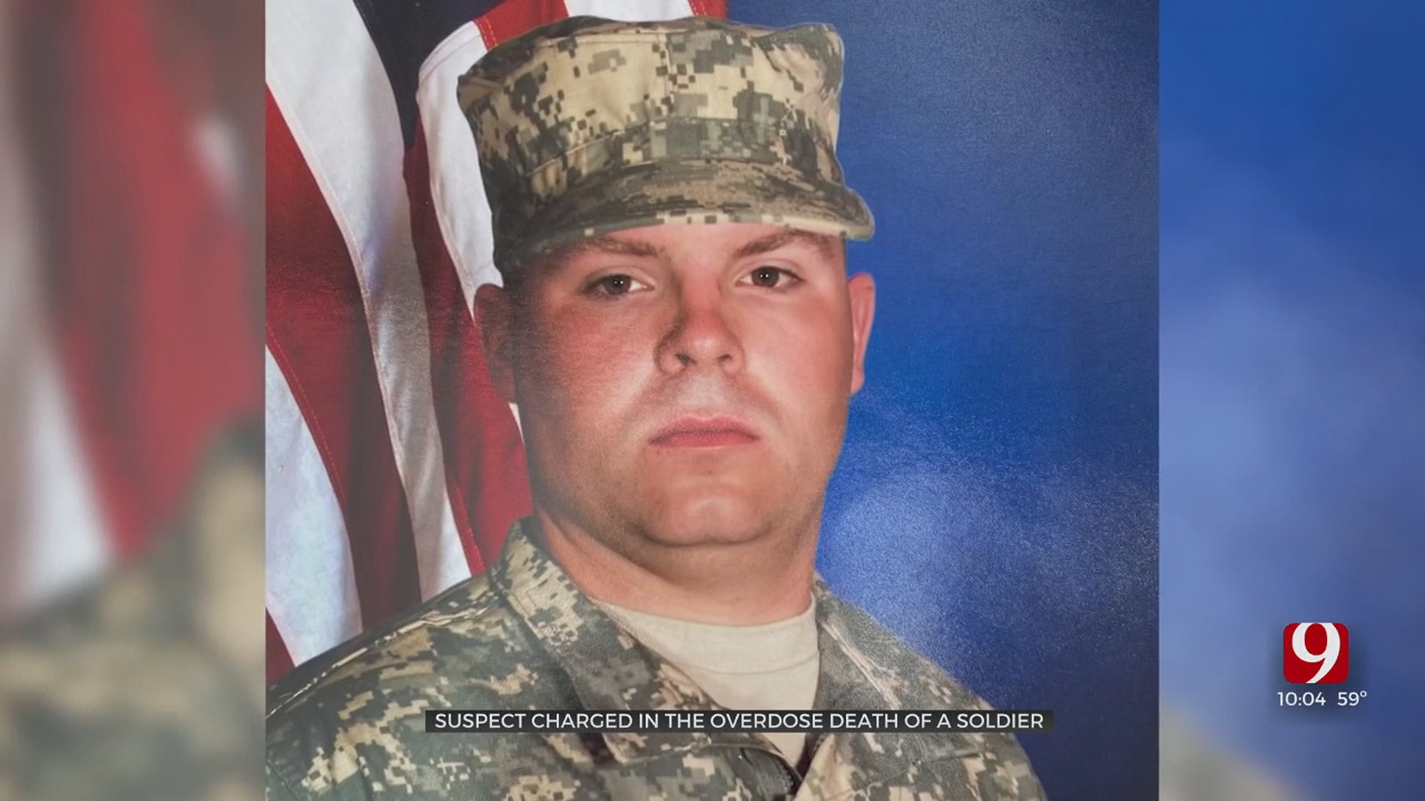 Suspect Charged With Murder Following Overdose Of Shawnee Veteran