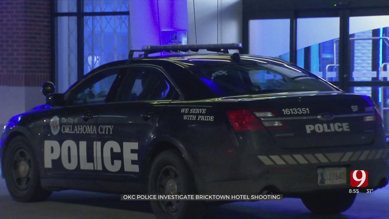 Police Identify Alabama Man Reportedly Shot, Killed By Cousin At Downtown OKC Hotel