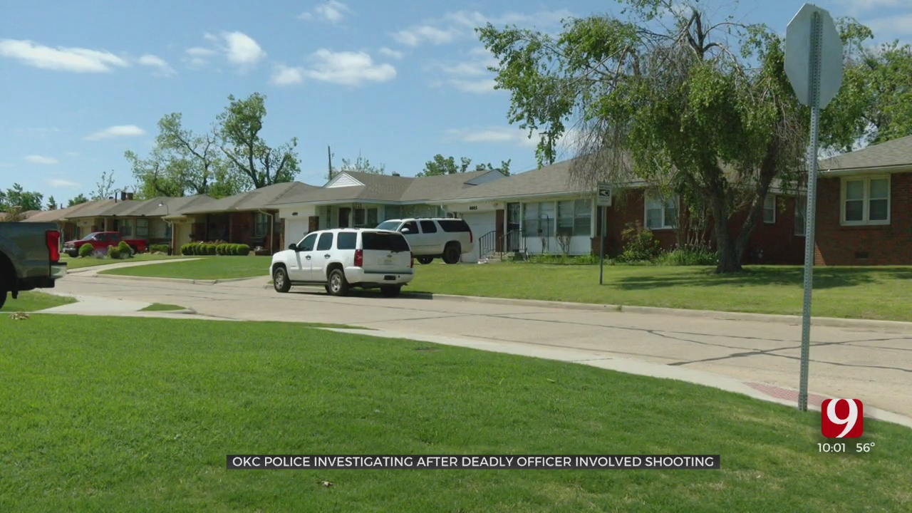 New Details Emerge After NW OKC Police Killing