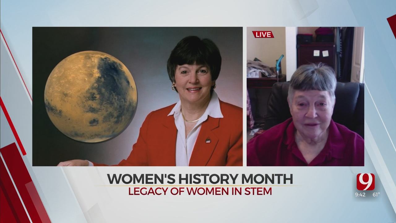 WATCH: First Woman To Manage NASA Project On Legendary Career