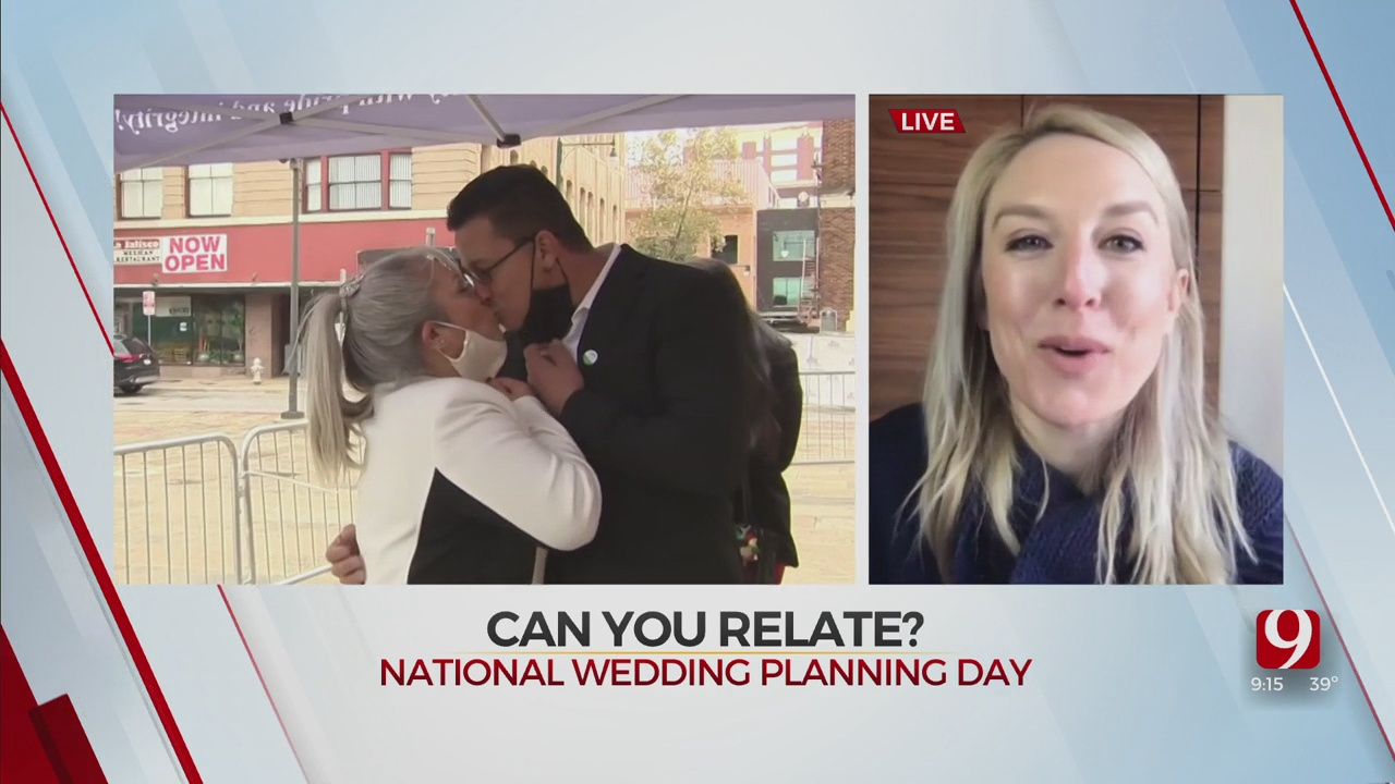 Can You Relate? National Wedding Planning Day