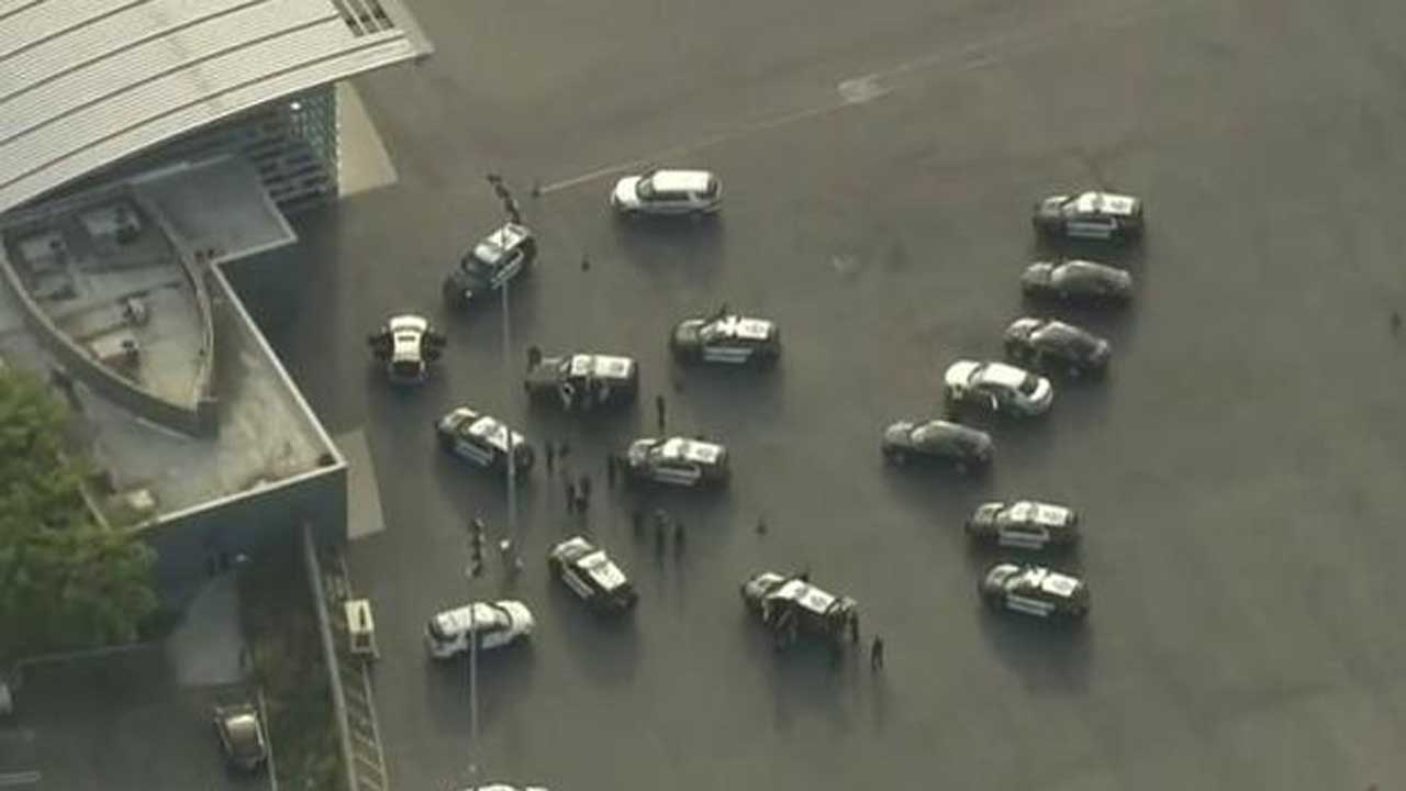 Police Chase LAX Intruder's Car Across 2 Busy Runways After Major Security Breach