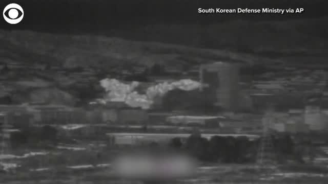 WATCH: North Korea Blows Up Inter-Korean Liaison Building