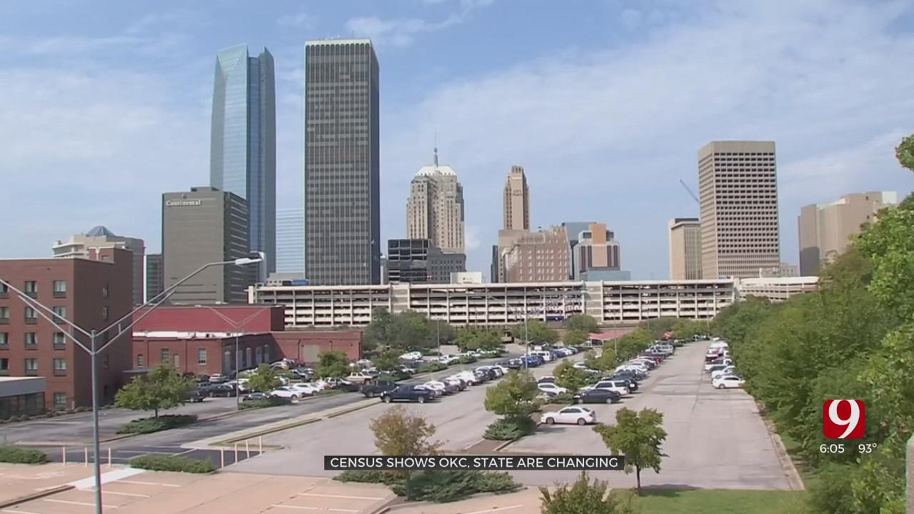 Census Consensus: Oklahoma City Growing