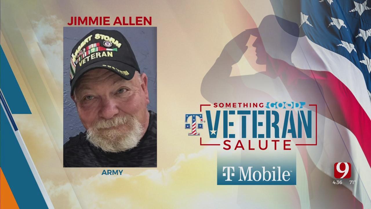 Veteran Salute: Jimmie Allen