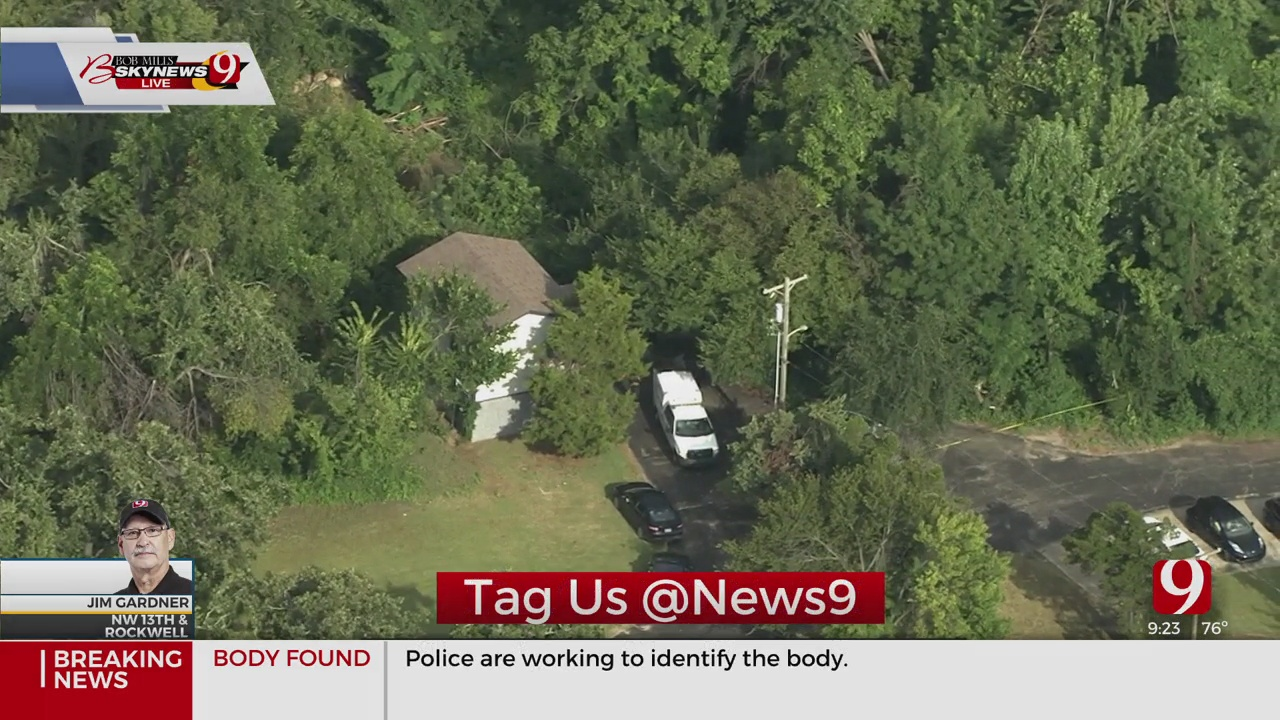 Police Investigate After Body Found In Wooded Area